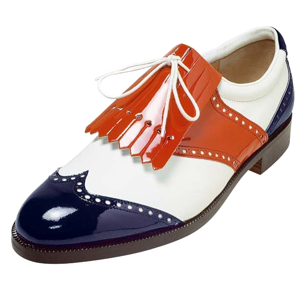 Classic ryder cup golf shoes for men and women for Classic house golf shoes